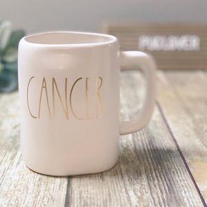 RAE DUNN zodiac mug { CANCER }